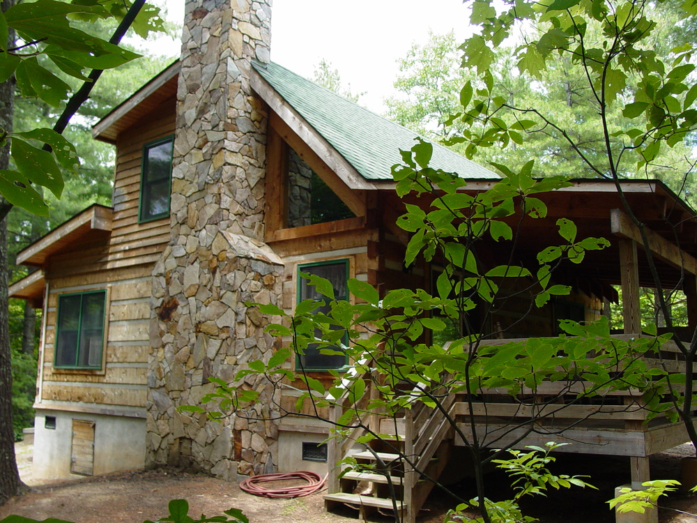 Pine Crest Private Log Cabin