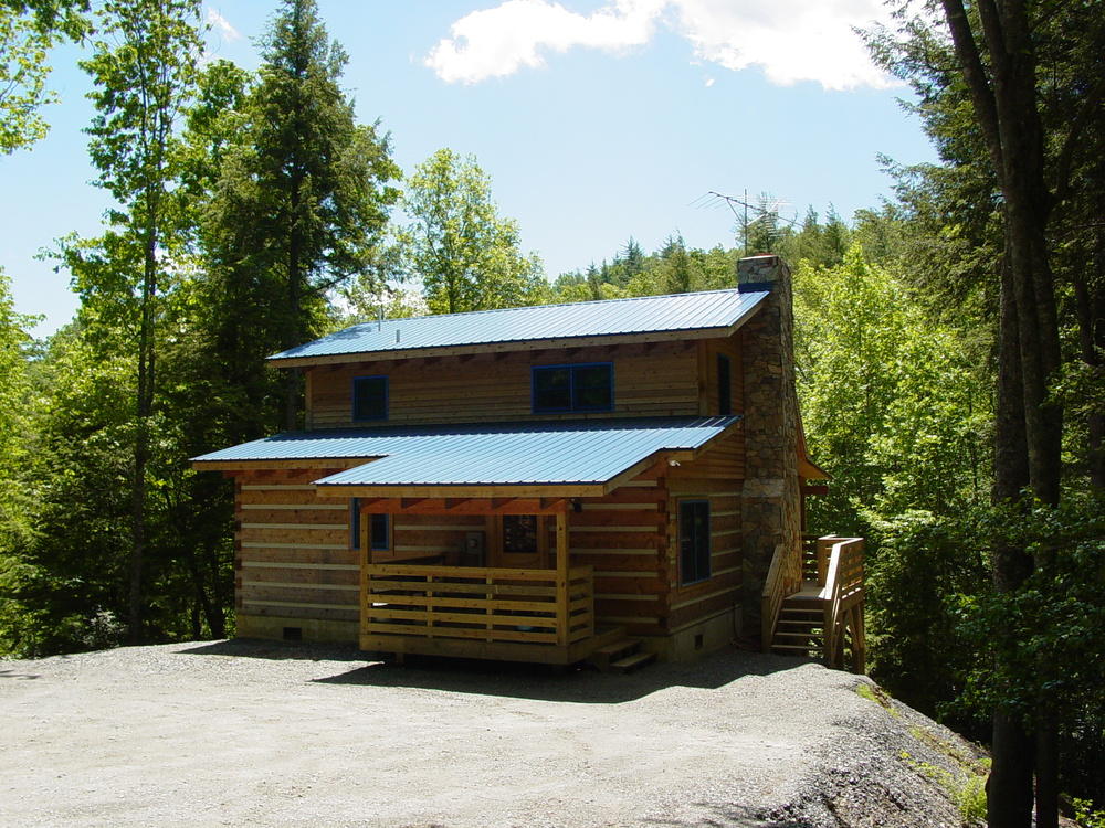 Wolf Creek Private Log Cabin