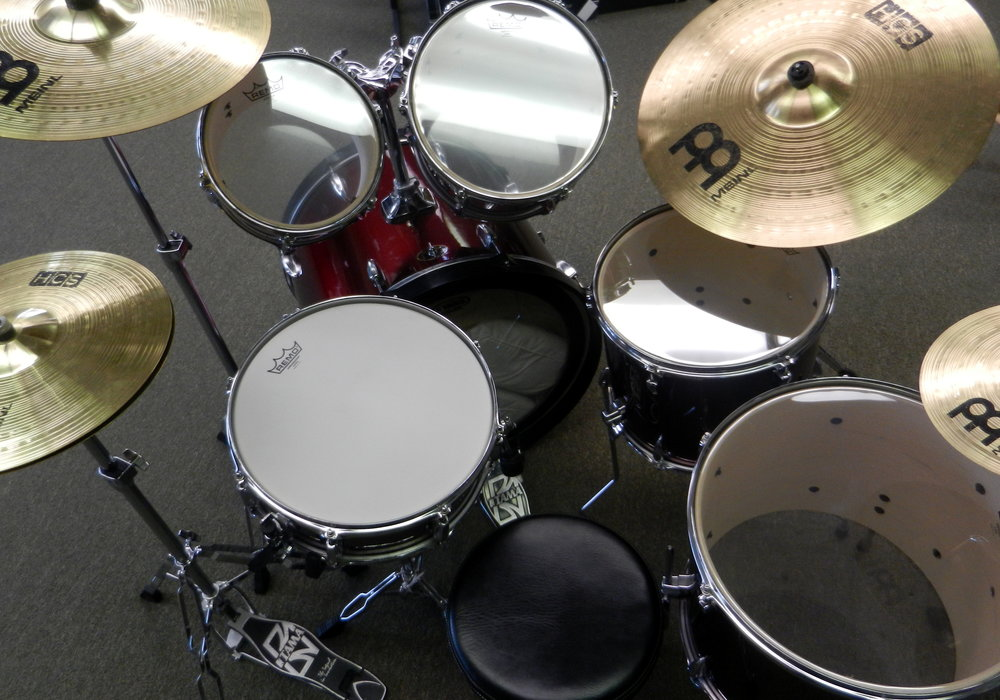 Used Tama Imperialstar Drum Set.JPG