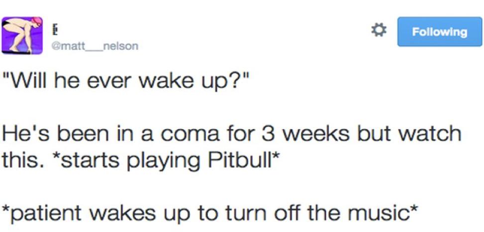 7 Hilarious Medical Tweets!