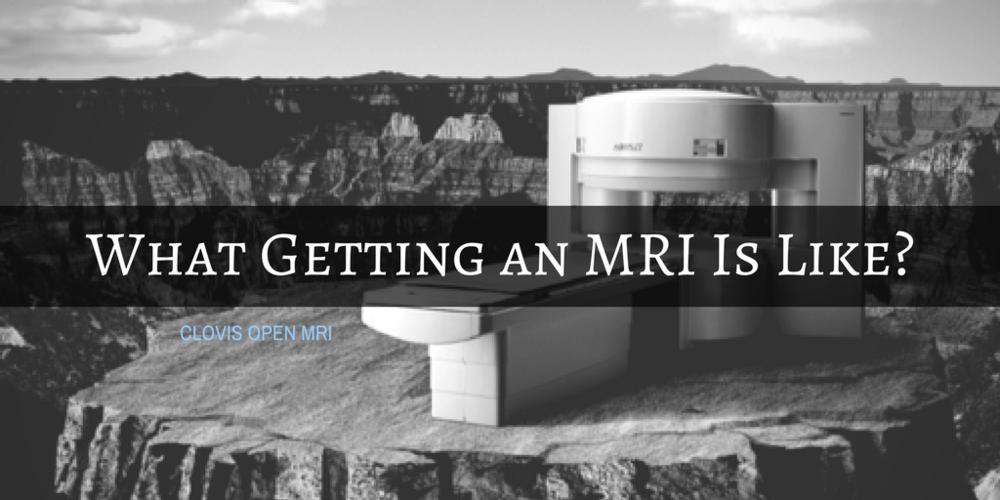 What Getting an MRI Is Like?