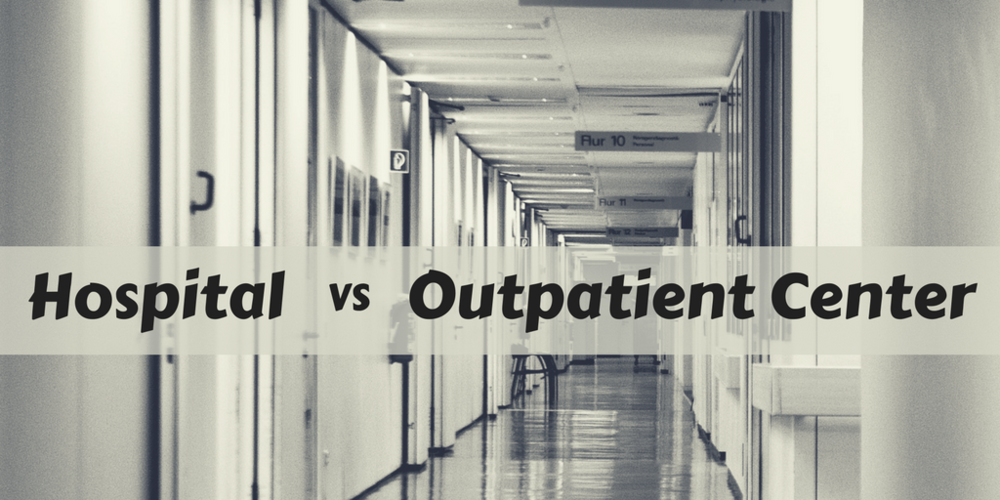 Hospital vs Outpatient Imaging Center