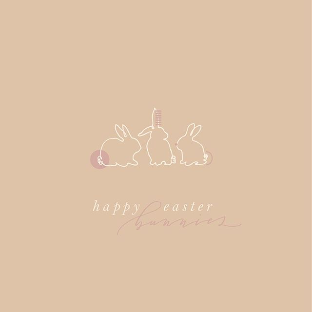 🐰Happy Easter, friends!🐰
