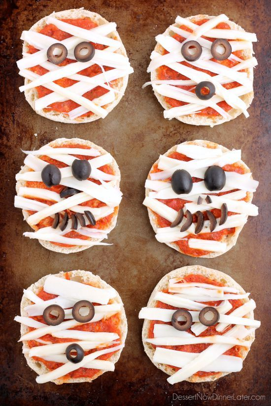 make it fun making halloween styled meals - Halloween Kid Foods To Make