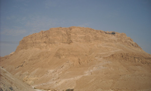 Masada, Dead Sea