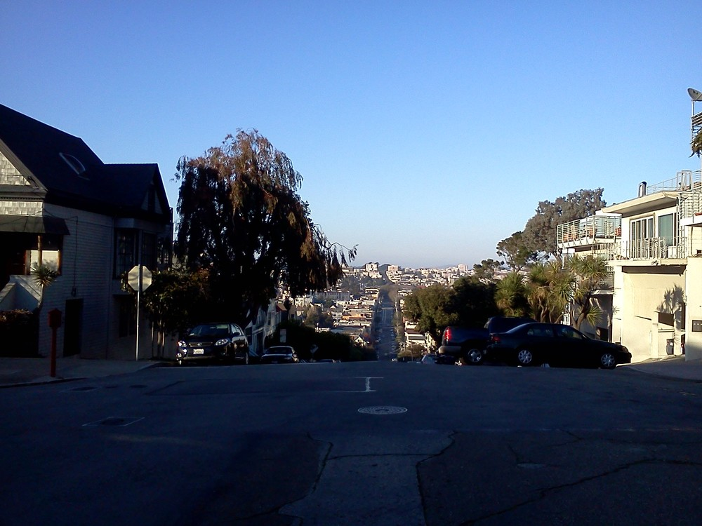 View from Castro Heights