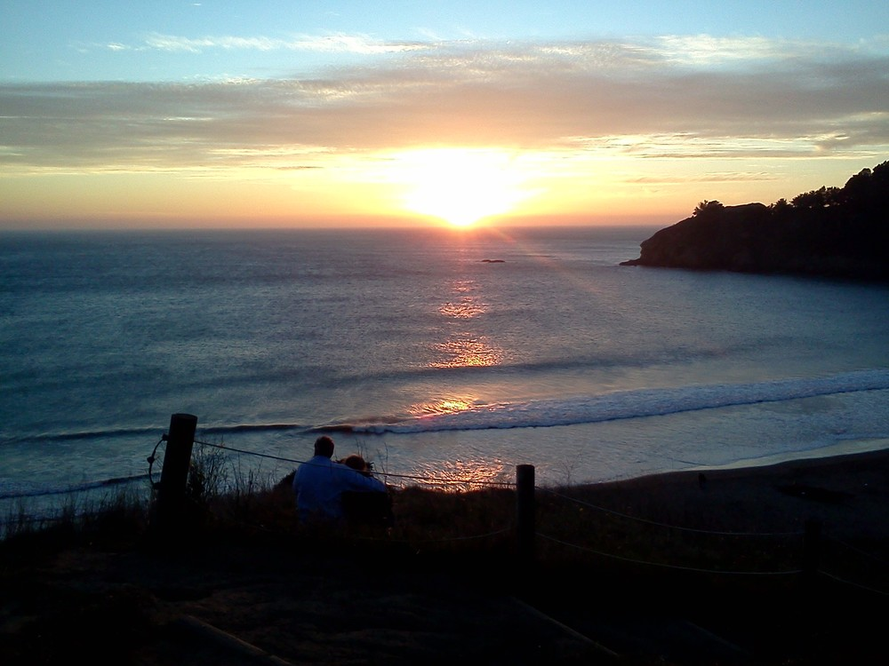 Muir Beach, January 1, 2012