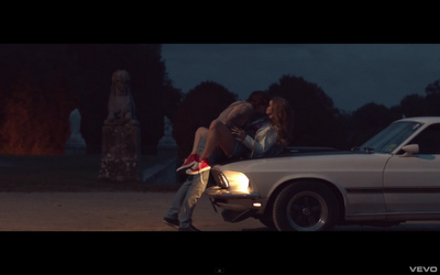 Photo from the music video 'Born to Die,' by Lana Del Rey