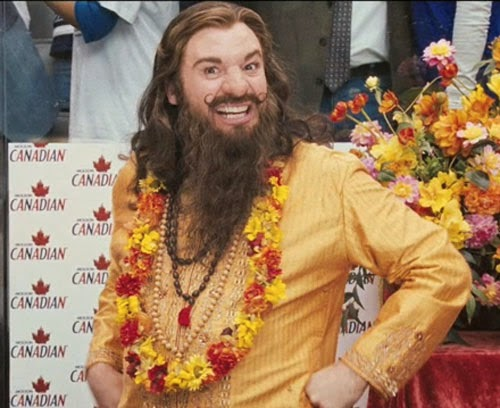 Mike Myers as The Love Guru