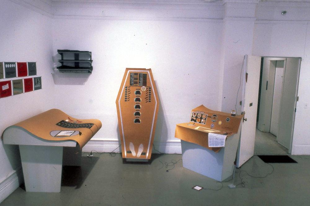 Computer Installation, 1981