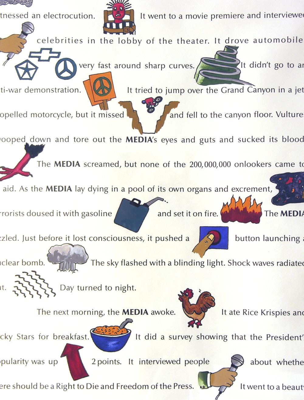 Media Story, 1991