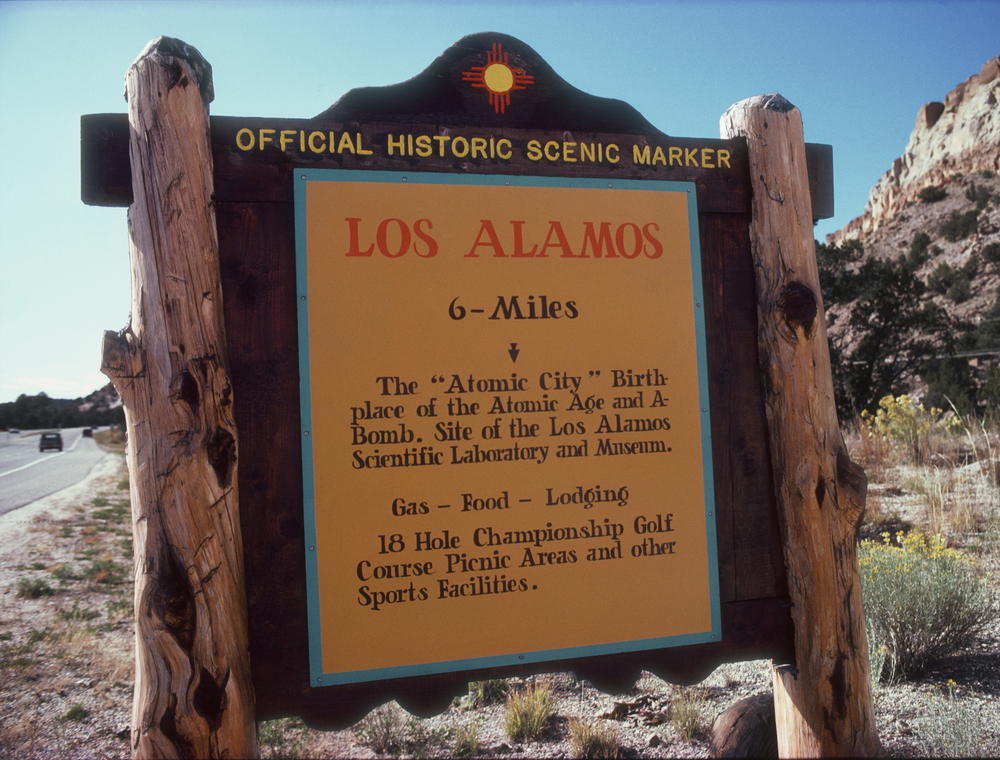 Los Alamos, 2005