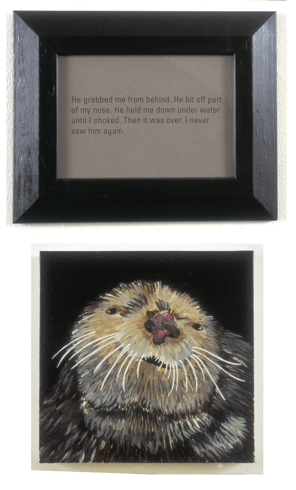 Sex Lives Of Animals: Otter, 1995