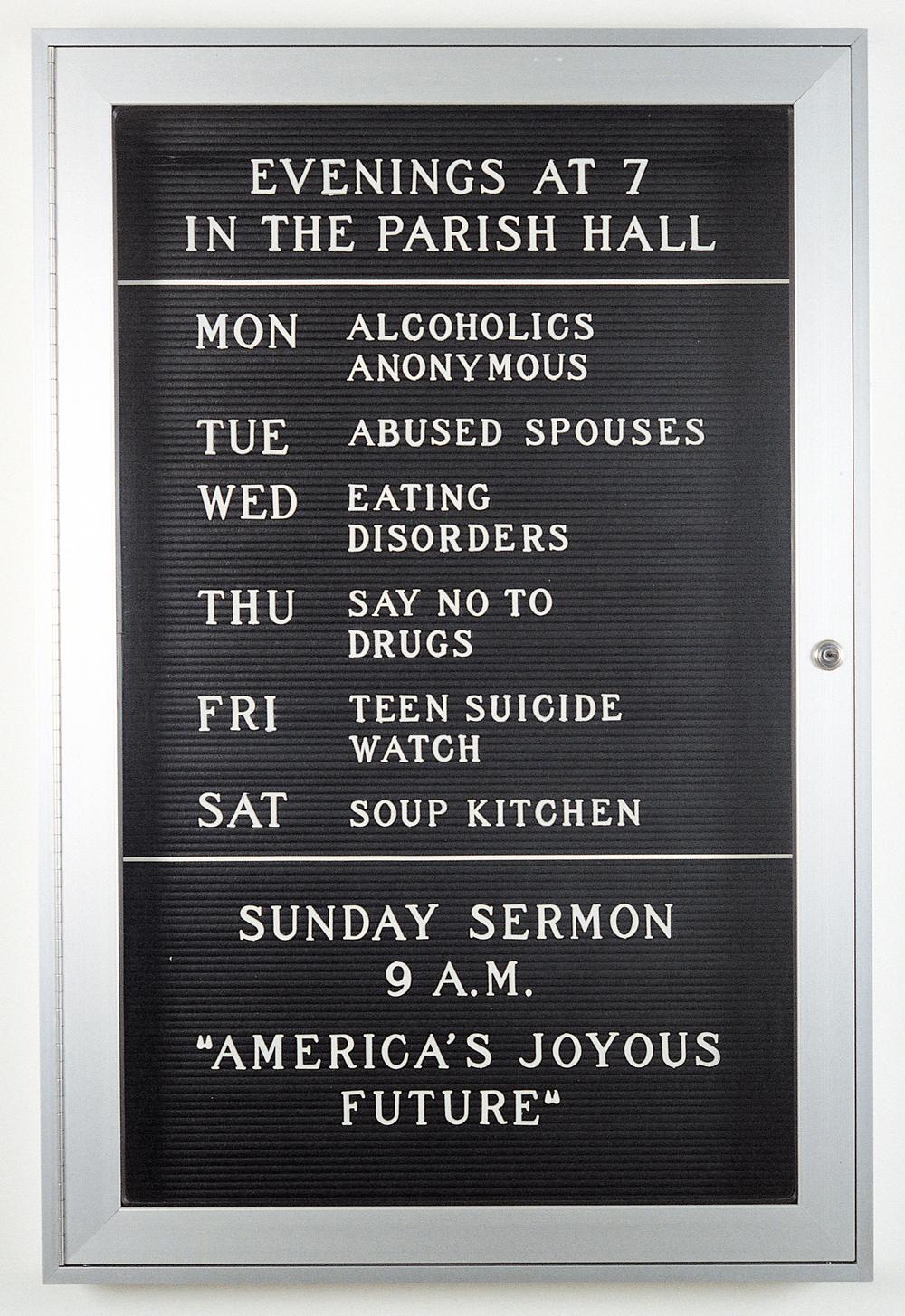 America's Joyous Future, 1991