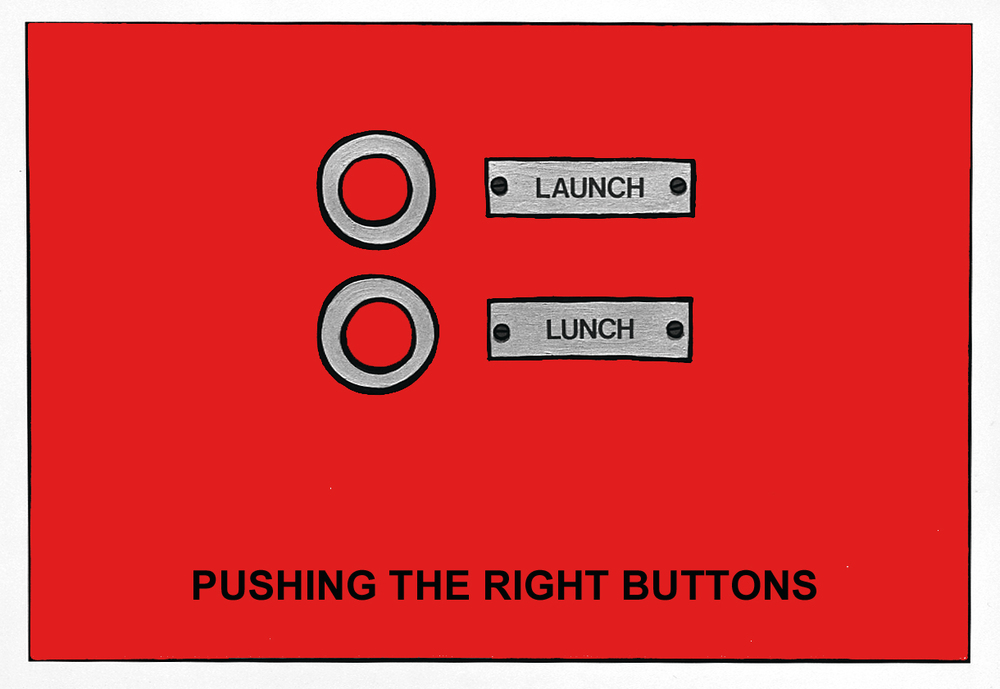Launch/Lunch 1982