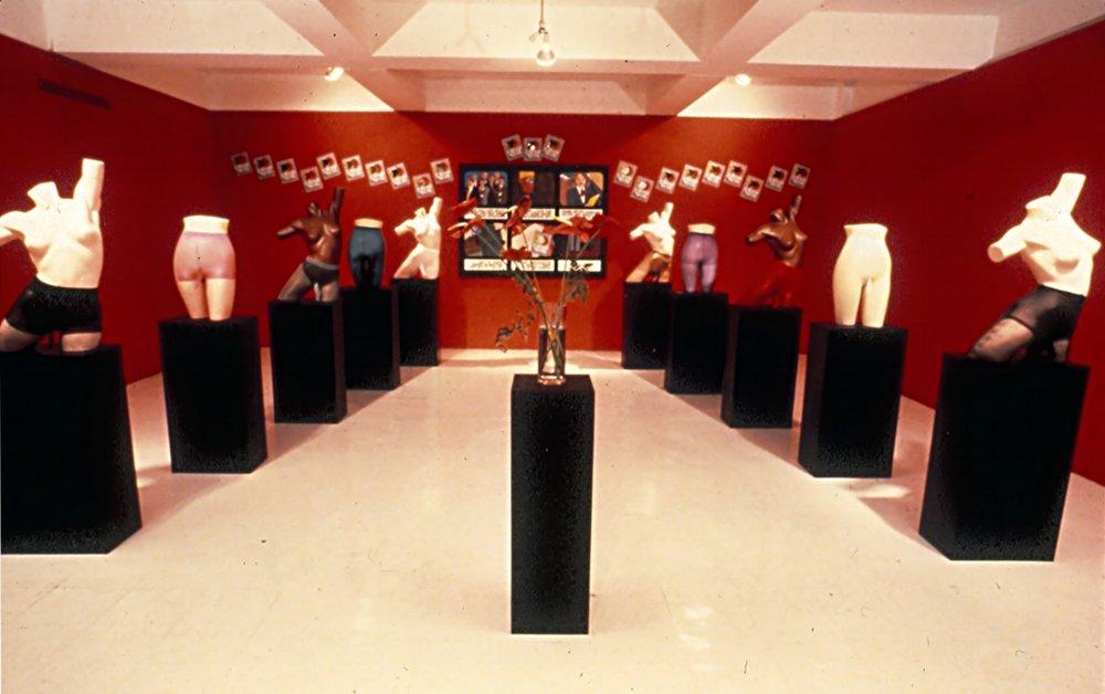 Secret Penis Installation 1987