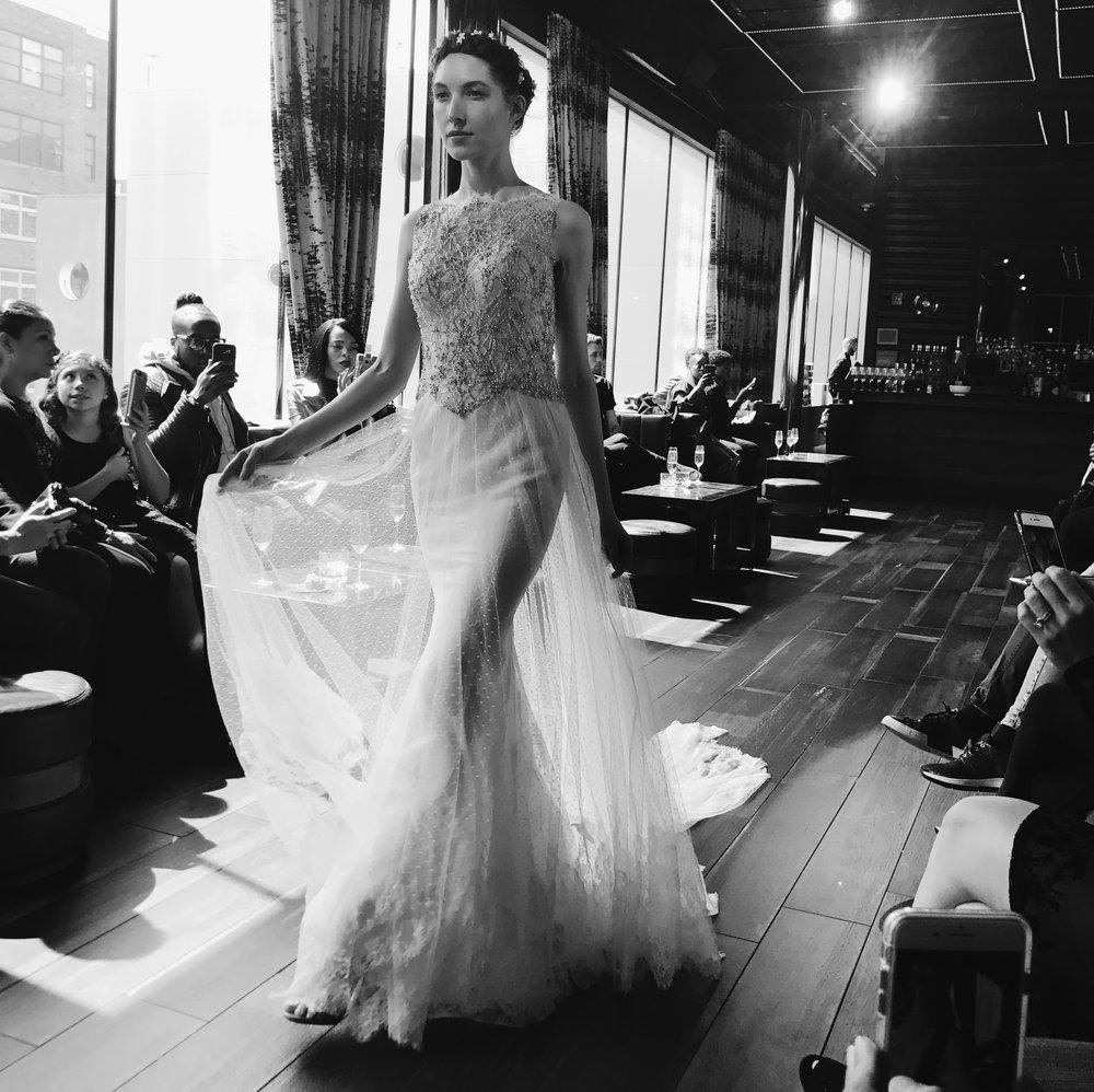 003416971f9 Tales of Bridal Fashion Week  Gemy Maalouf Runway Show — A ...