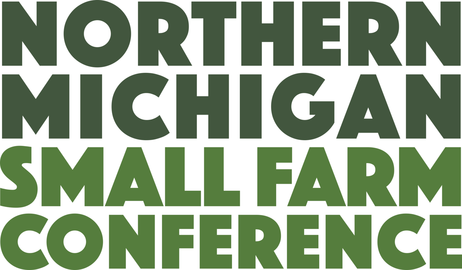 Northern Michigan Small Farm Conference