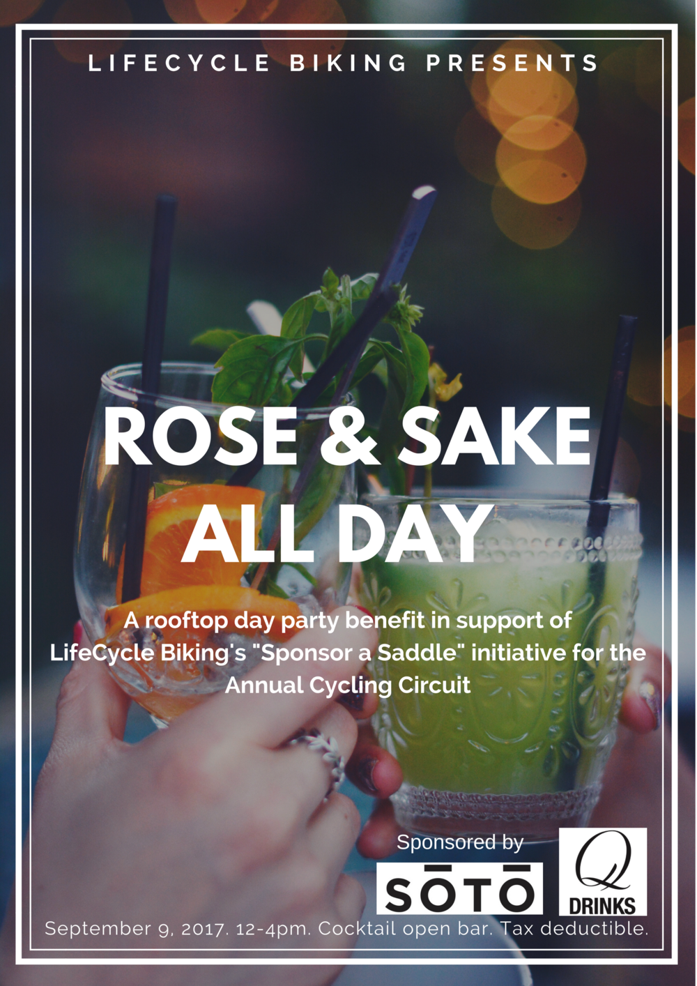 Rose' & Sake benefit.png