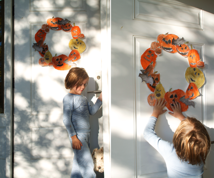 halloween-pumpkin-wreath