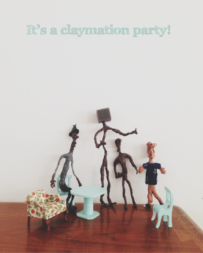Henriks-claymation-party