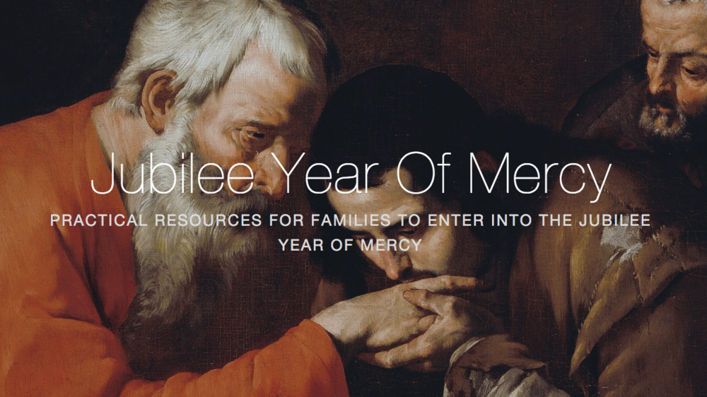 Year of Mercy Resources