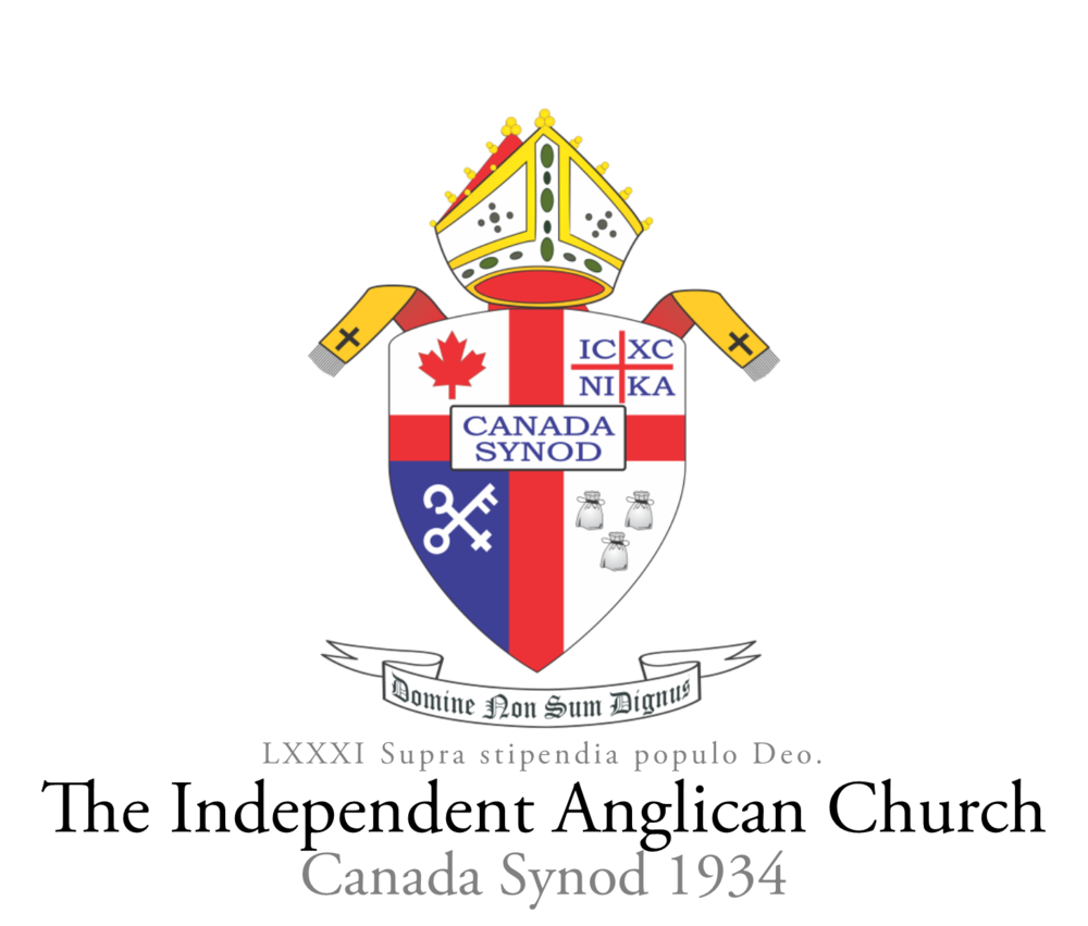 The Independent Anglican Church Canada Synod 1934