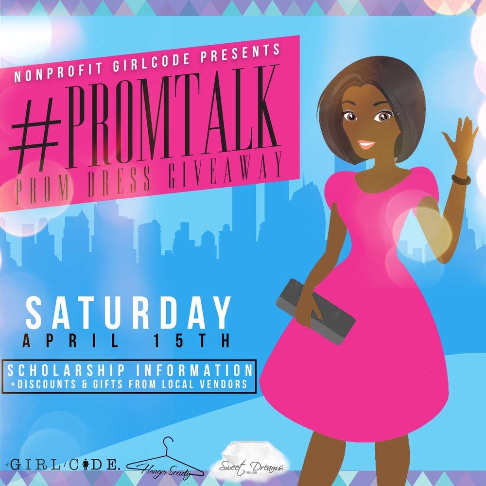 PromTalk: GirlCode Gives Back for Prom Season 2k17 — On the Money ...