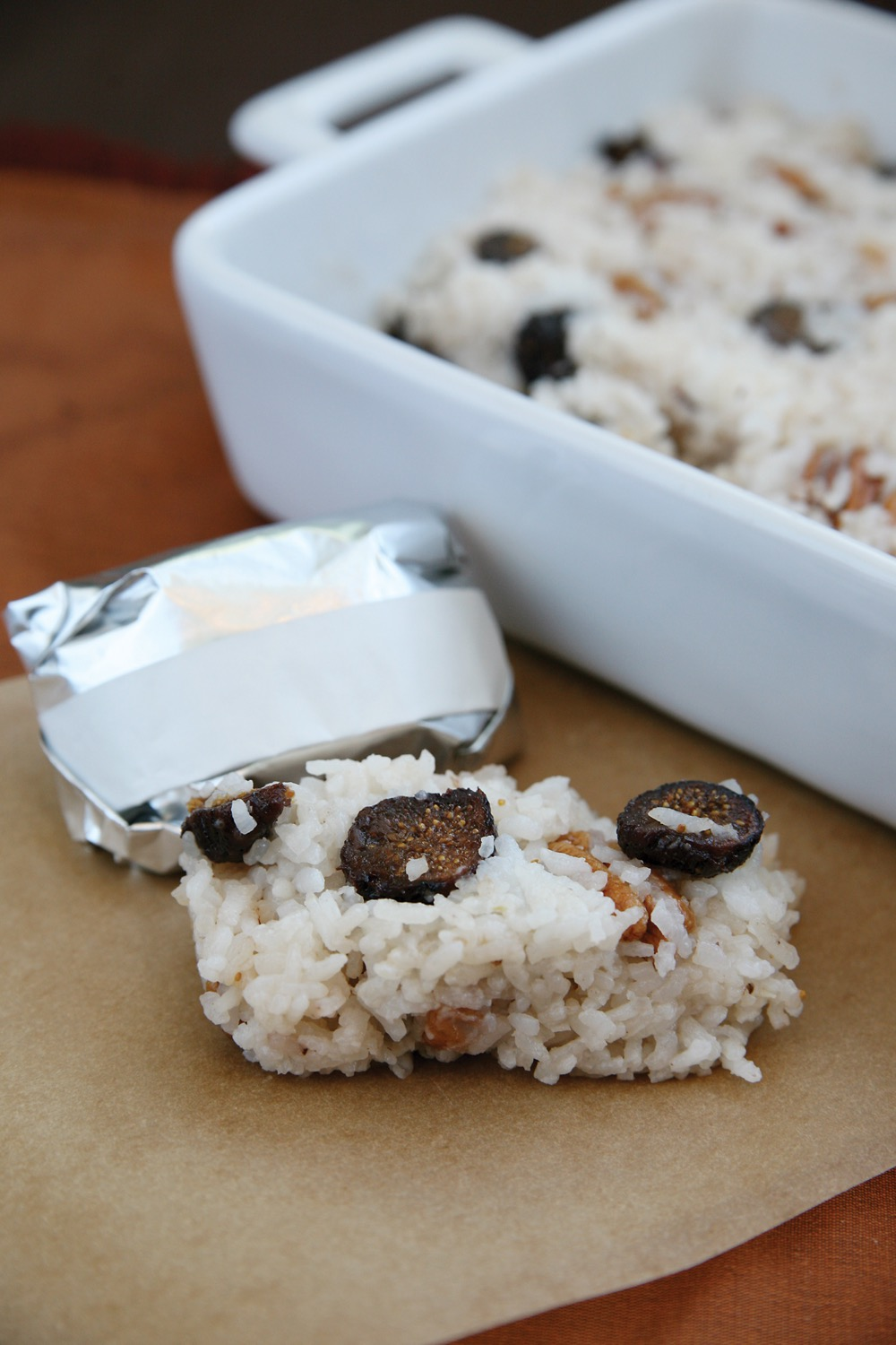Fig and Honey Rice Cakes — Skratch Labs Blog