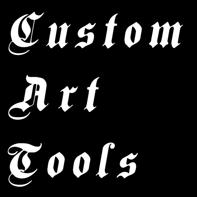 Custom Art Tools