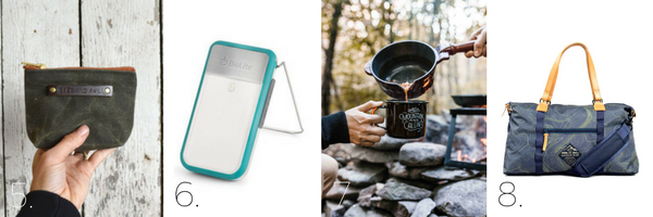 Adventurer's Gift Guide: To Carry - the Dear Summit Blog