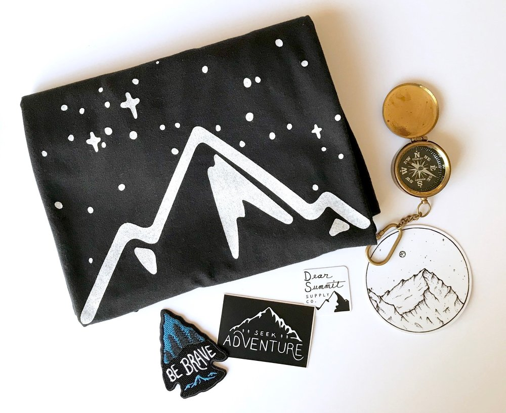 Mountain Nights Giveaway Prize Pack