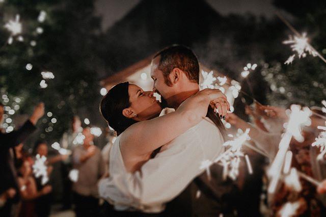 Oh how magical love and sparklers are… ♡ Happy one week as Mr & Mrs! #HappilyHenry  _ #weddingdaybliss #liveauthentic #riverdalemanor #happilyeverafter #dcpresets #ruffledweddings #belovedstories #loveletterto #junebugweddings #marthaweddings #mystoryoflight #itsdarling #nikonusa #canonusa #heyheyhellomay #theknot #togetherjournal #weddingdays #bridebook #lookslikefilm #autumnweddings #welivetoexplore #weddingphotography #weddingmag #bridalbliss #lifeofadventure #loveinspo #radlovestories #stylemepretty