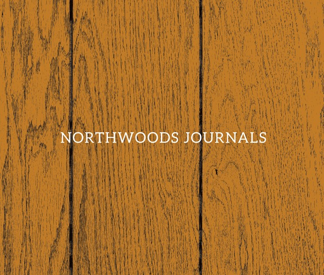 Northwoods Journals by Kurt Simonson, printed by the bigger dot