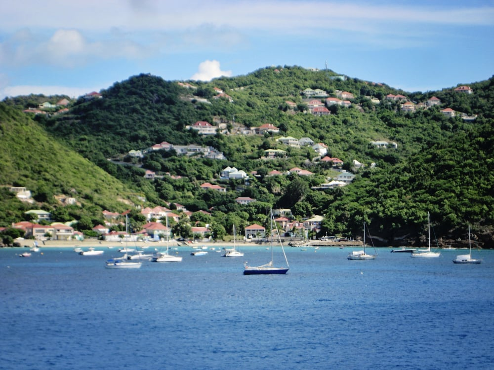 Gustavia, St. Barthelemy, French West Indies