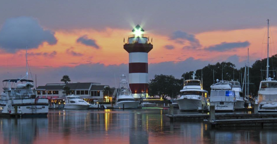 Harbour Town Marina, Hilton Head, South Carolina