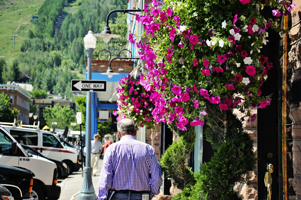 Downtown Aspen Shopping