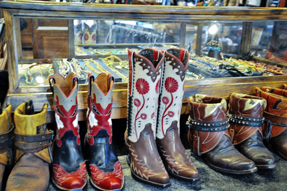Kemosabe  Boots, Hats, Jewelry and Buckles
