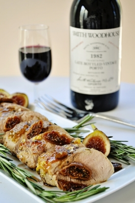 This weeks feature - Porc Aux Figues               with Port Wine & Fig Sauce, sweet and savory with tender and juicy pork tenderloin and a mouth watering port wine and fig sauce.Click Here for the recipe!