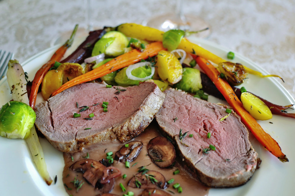Chateaubriand for Two Recipe