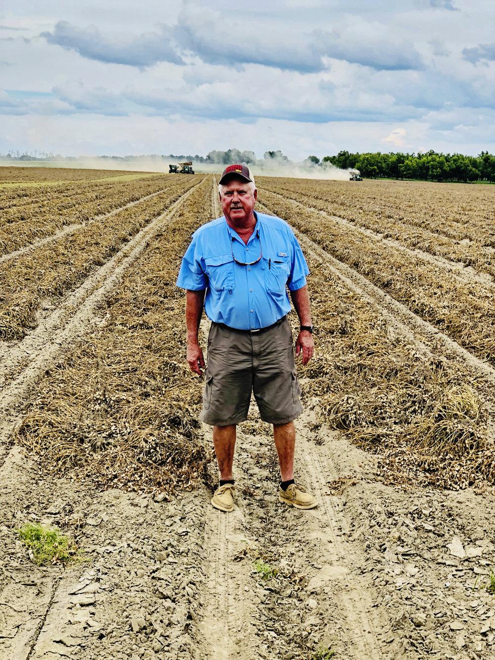 Farmer David Reed