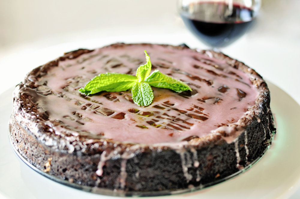 Chocolate Torte with Cabernet Glaze GigiWilson.jpg