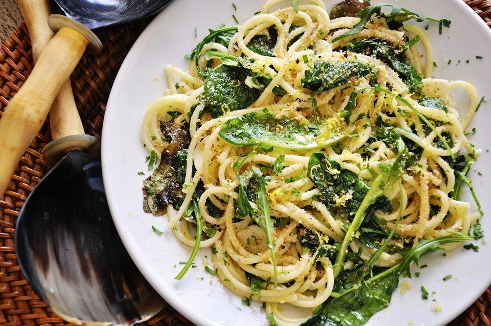 Spaghetti WiltedGreens GigiWIlson.jpg