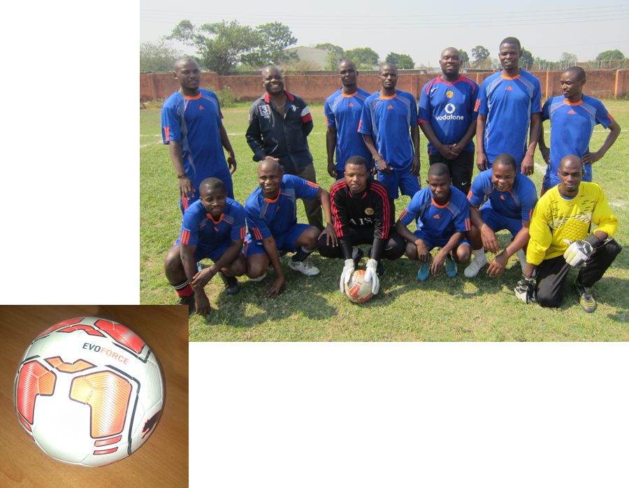 New football and the Autoworld Stars team