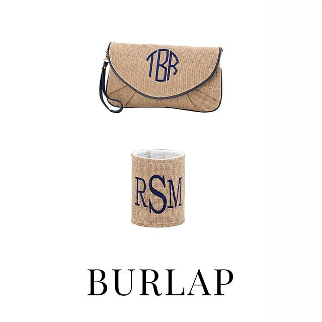 SHOP BURLAP