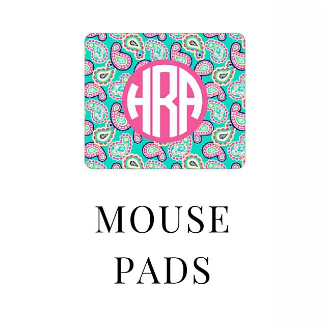 SHOP MOUSE PADS