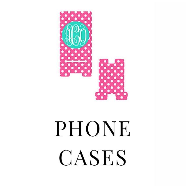 SHOP PHONE CASES