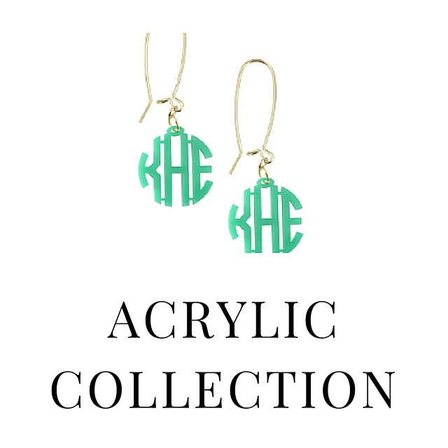 SHOP ACRYLIC COLLECTION
