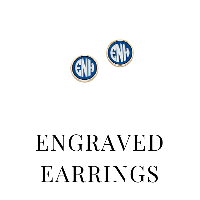 SHOP ENGRAVED EARRINGS