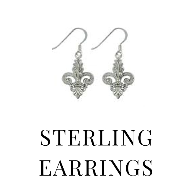 SHOP STERLING EARRINGS